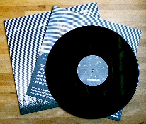 Mares' Tails vinyl